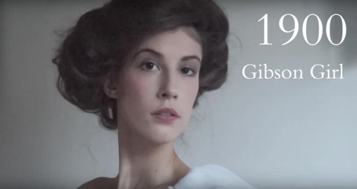 «Девушка Гибсона» («Gibson Girl») - идеал женской красоты, созданный американским иллюстратором Чарльзом Дана Гибсоном на рубеже XIX и XX столетий.