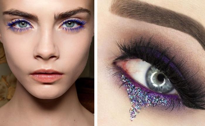 Какие модные тенденции в макияже будут актуальны в летнем сезоне 2016 года.