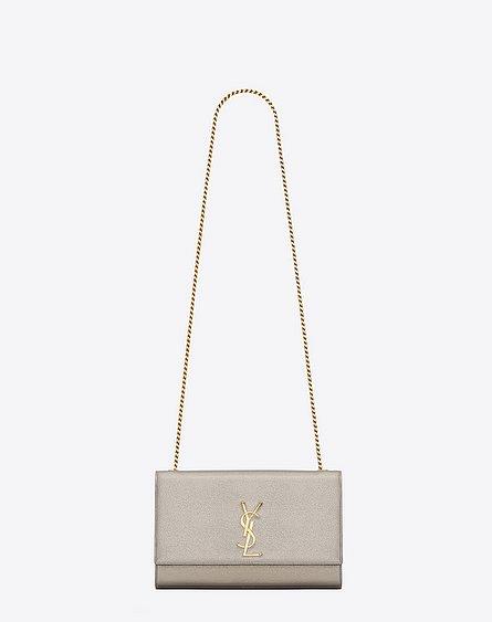 Изящная сумочка от французского модного дома «Ив Сен-Лоран» («Yves Saint Laurent») для Раков, стоимость - 2 тысячи 150 долларов.