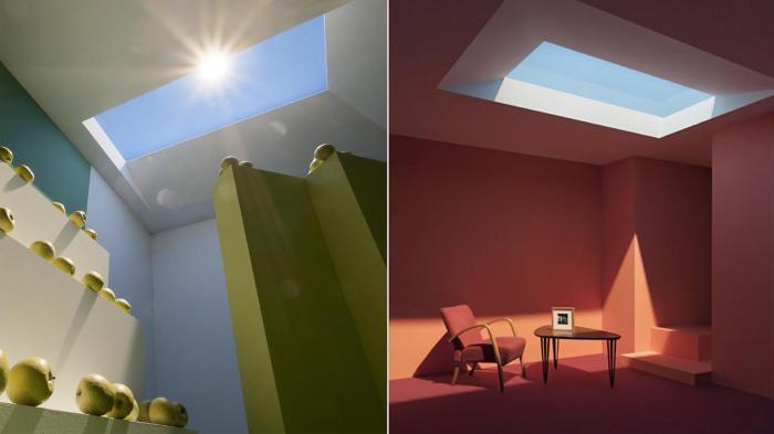Революционная лампа, имитирующая солнечный свет.