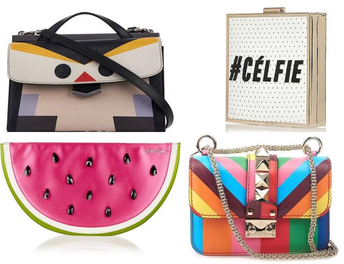 Сумасшедшие сумки с New York Fashion Week 2015