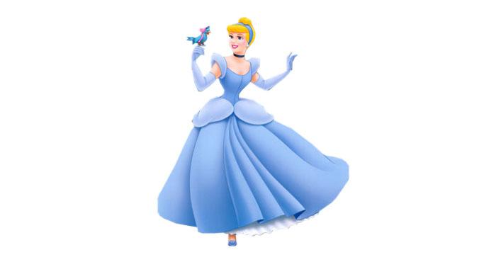 Мультфильм Золушка (Cinderella).