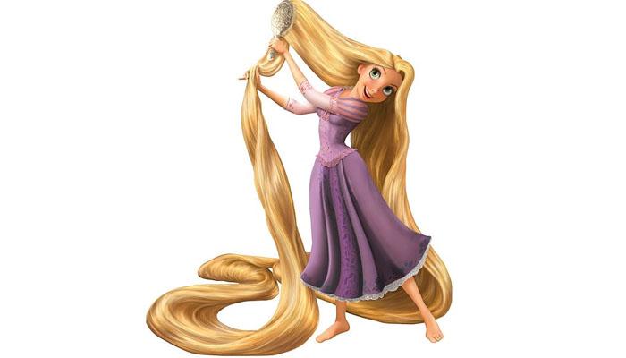 Мультфильм Рапунцель (Rapunzel).