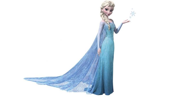 Мультфильм Холодное сердце (Frozen).
