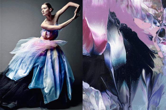 Неповторимые платья, дизайнером которых является сама природа.