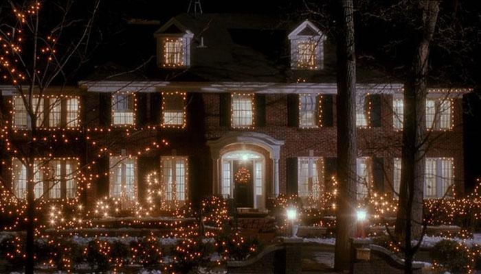 Дом Маккалистеров из фильма «Один дома».