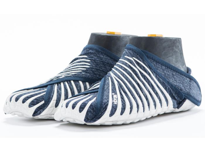 Оригинальные кроссовки «Furoshiki shoes» от дизайнера из Японии Masaya Hashimoto (Масая Хашимото).