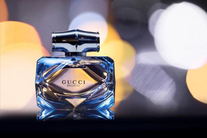«Bamboo» - новый древесно-цветочный аромат от известного модного дома Gucci.