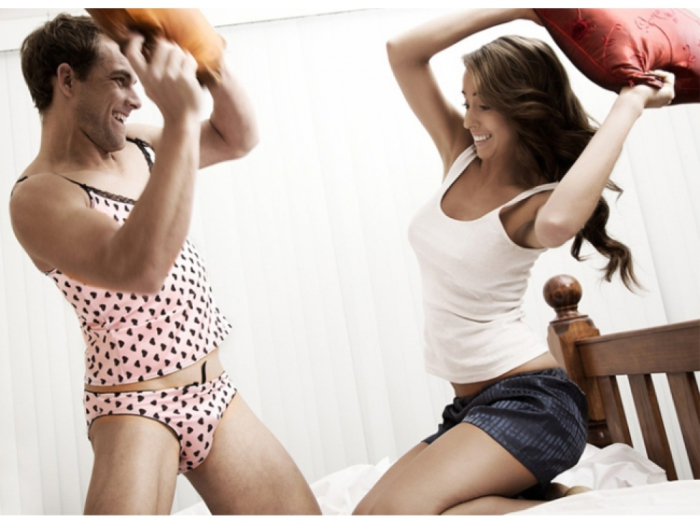 Австралийская компания выпустила коллекцию сексуального нижнего белья для мужчин.