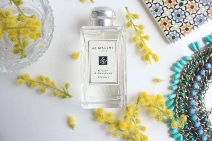 «Jo Malone Mimosa & Cardamom» - новинка от парфюмера Marie Salamagne.