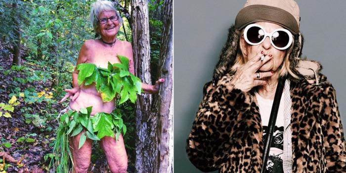 Joan Didion выкладывает в сеть свои фотографии.