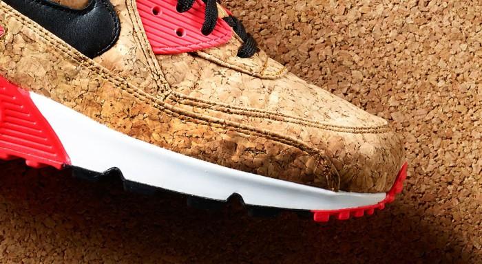 Обувь, изготовленная из пробкового материала, позволяет коже дышать и обеспечивает хорошую теплоизоляцию.