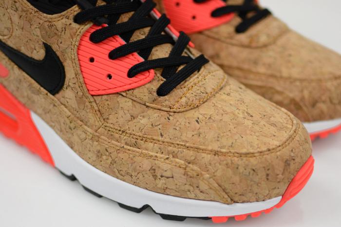 Nike Air Max 90 Cork - новые кроссовки из пробкового материала.