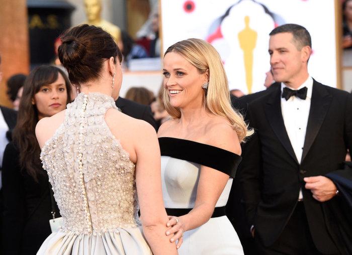 Лучшие платья 87-й церемонии Оскара