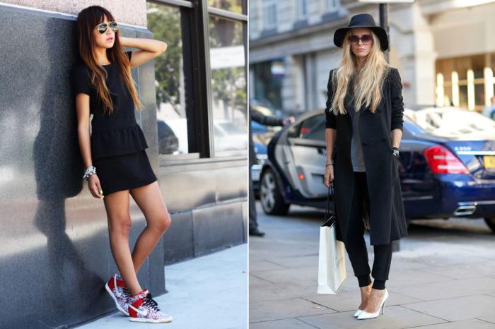 Несколько пар женской обуви, без которых нельзя обойтись.