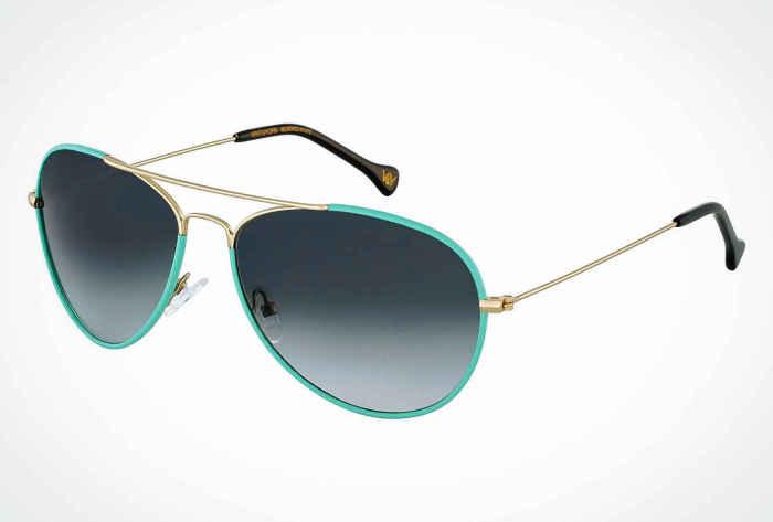 Солнцезащитные очки Vint & York Fairbanks, стоимость которых - 130 долларов.