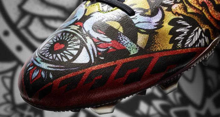 Новая коллекция  Adidas Adizero F50.