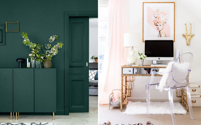 Нужно разумно подойти к выбору мебели для квартиры с маленькой площадью.