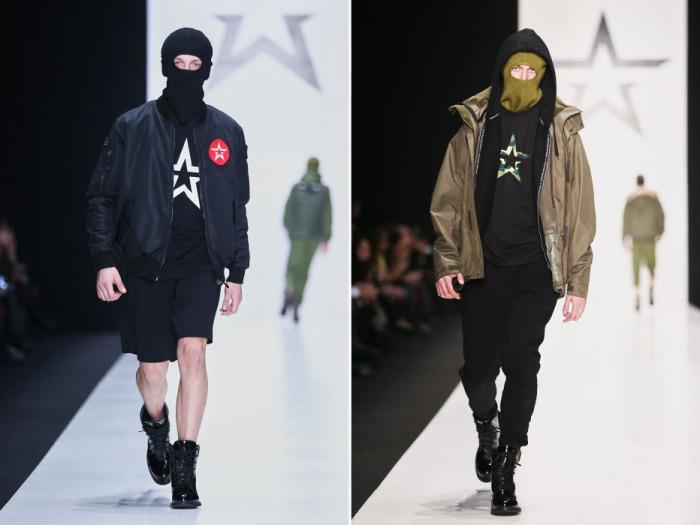 Новая коллекция одежды от бренда Армия России.