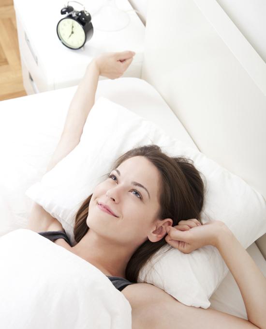 Перед днем церемонии бракосочетания очень важно вовремя лечь спать.