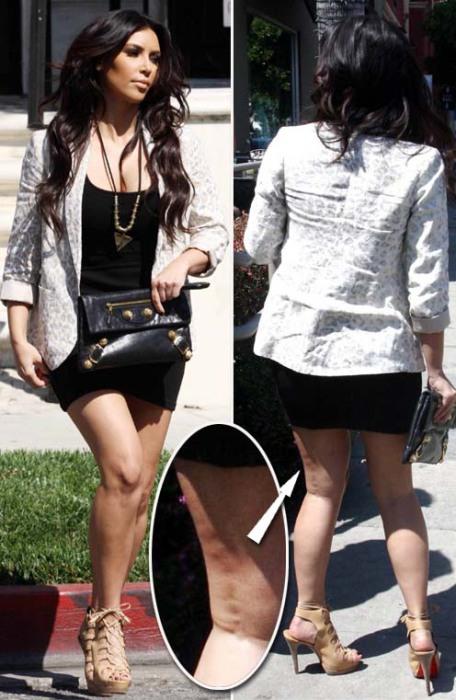 Ким Кардашян (Kim Kardashian) - американская звезда реалити-шоу, актриса, фотомодель.