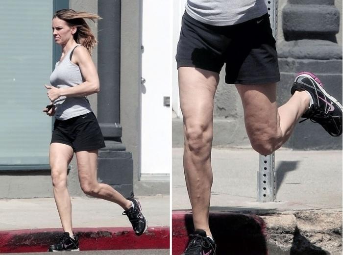 Хилари Суонк (Hilary Swank) - американская актриса, двукратная обладательница премии «Оскар» и «Золотой глобус».