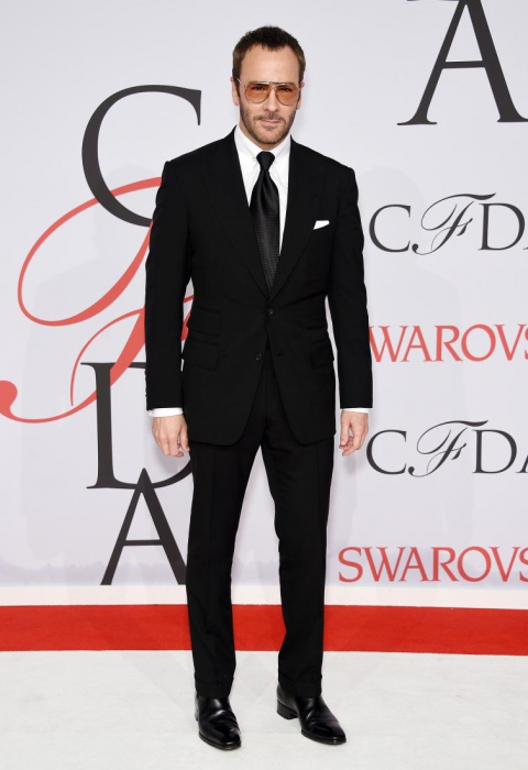 Том Форд (Tom Ford) - лучший дизайнер мужской одежды.
