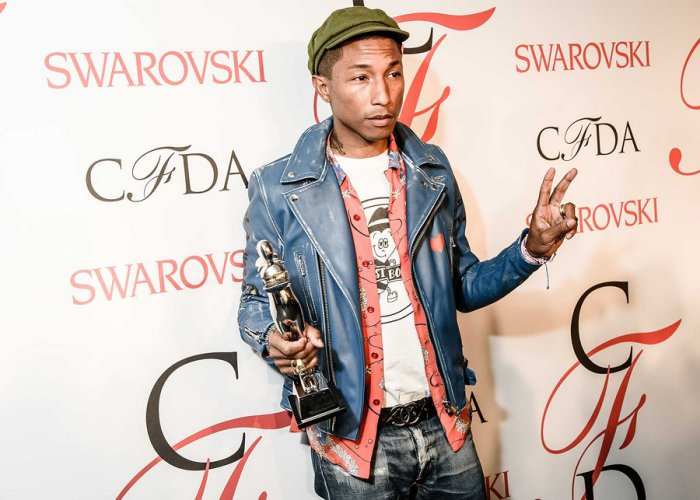 Фаррелл Уильямс (Pharrell Williams) был назван Иконой силя.