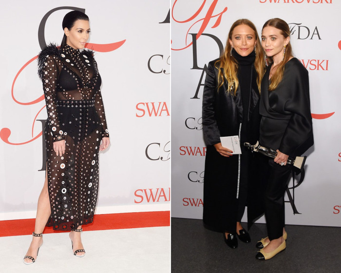Гости и победители «The Council of Fashion Designers of America» - ежегодной премии, которую называют «Оскаром fashion–индустрии».