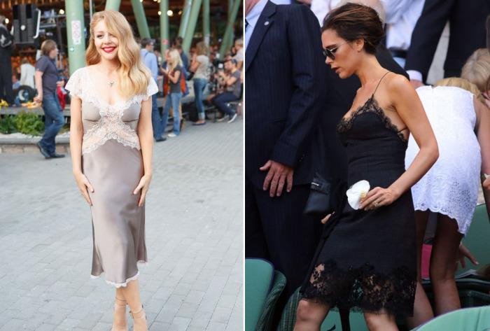 Как сшить платье комбинация