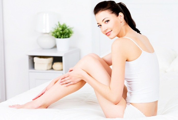 Завершая процедуру депиляции, ни в коем случае нельзя забывать об увлажнении кожи.