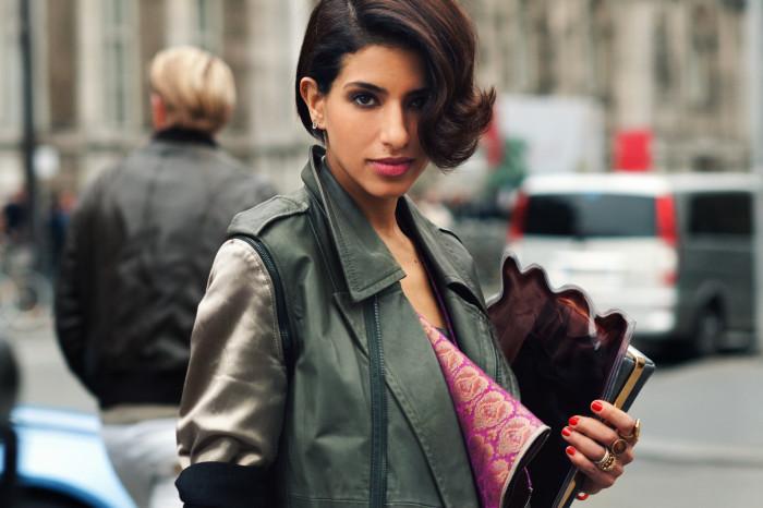 Дина Абдулазиз аль-Сауд - настоящая модница, удачная бизнесвумен, а также радостная жена и мать троих детей.