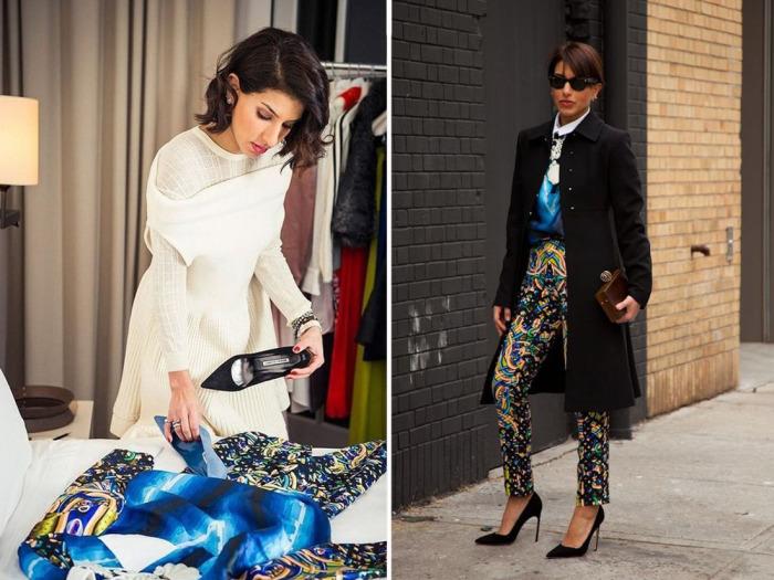 Принцессе принадлежит бутик эксклюзивной одежды  D'NA в Эпох-Рияде, столице Саудовской Аравии.