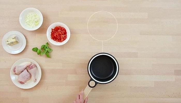 Для приготовления пищи больше не понадобятся массивные плиты и духовки.
