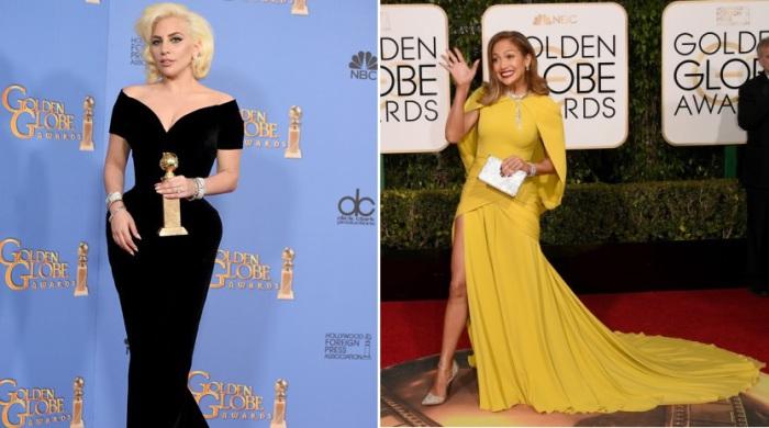 Самые запоминающиеся наряды голливудских звезд с красной дорожки «Золотого глобуса-2016».