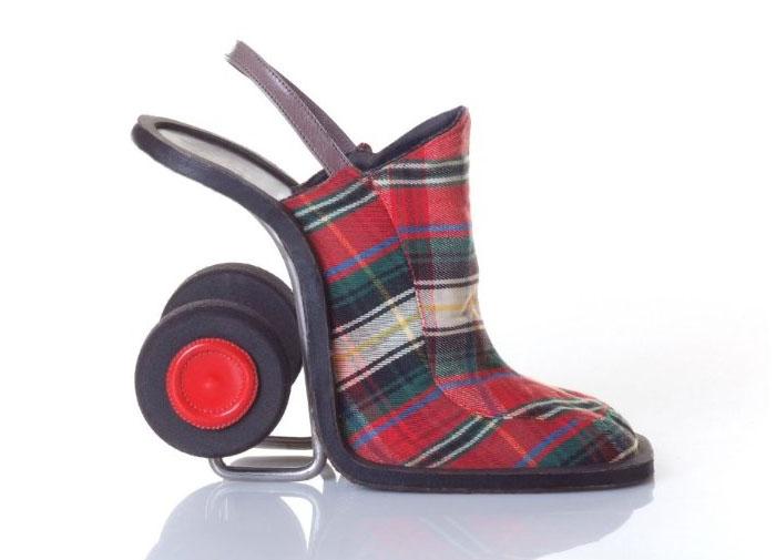 Обувь для любителей шоппинга.
