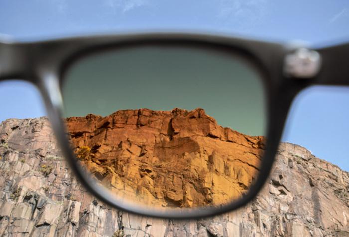 Уникальные солнцезащитные очки, которые делают мир ярче и теплее.