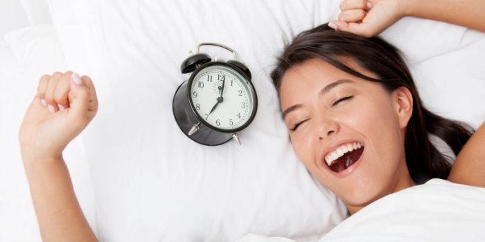 Женщины ни в коем случае не должны ограничивать себя в драгоценных часах ночного сна.