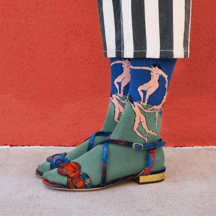 «The Dance» by Henri Matisse («Танец» Анри Матисса).