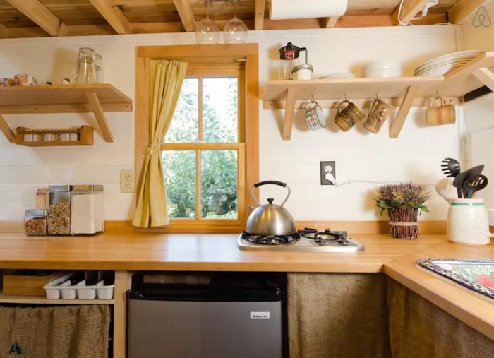 Как быстро и толково оптимизировать пространство на небольшой кухне.