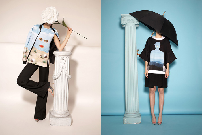 Opening Ceremony&Magritte