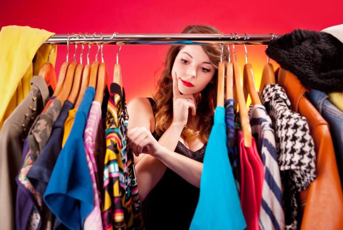 Стильные женщины всегда выбирают только подходящую им одежду.