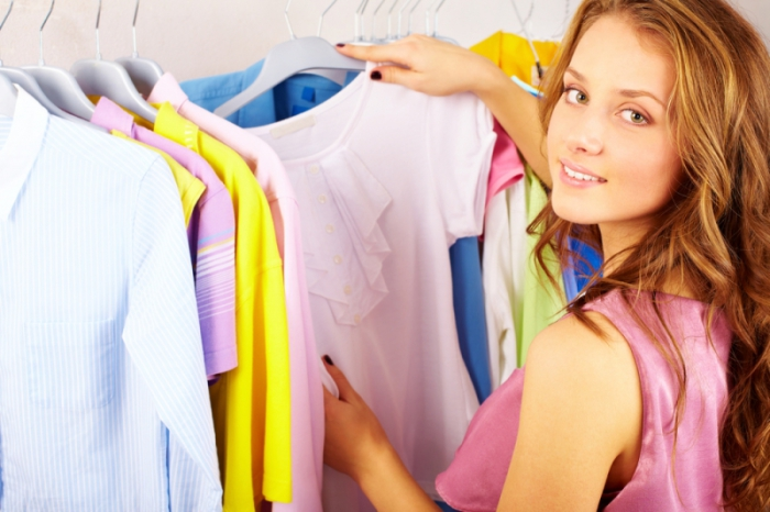 Стильные женщины всегда заботятся о своем наряде с вечера предыдущего дня.