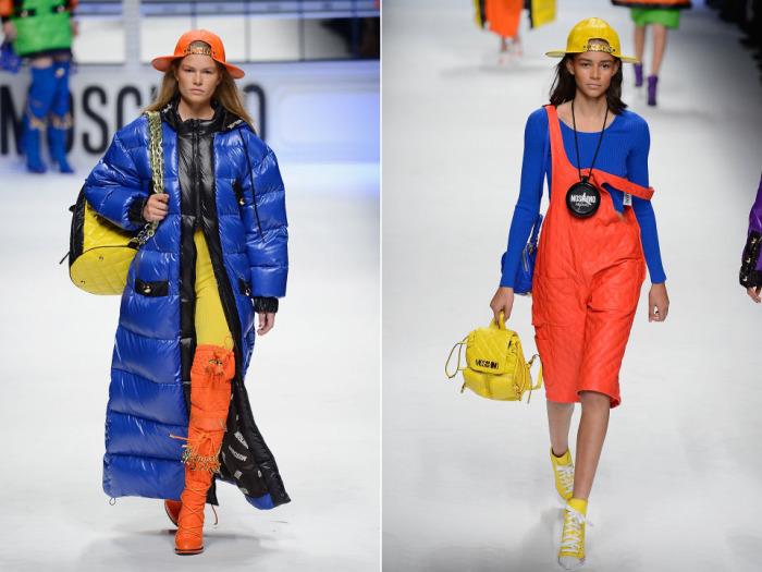 Модное хулиганство Джереми Скотта в стиле 90-х годов