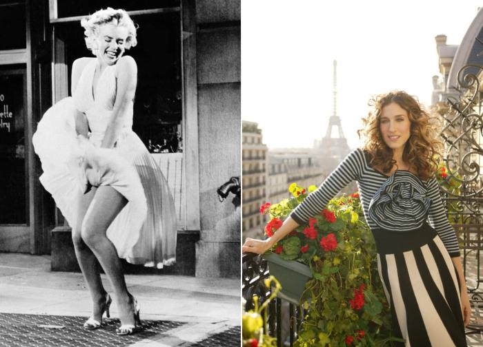Самые известные кинообразы, которые оказали влияние на развитие модной индустрии.