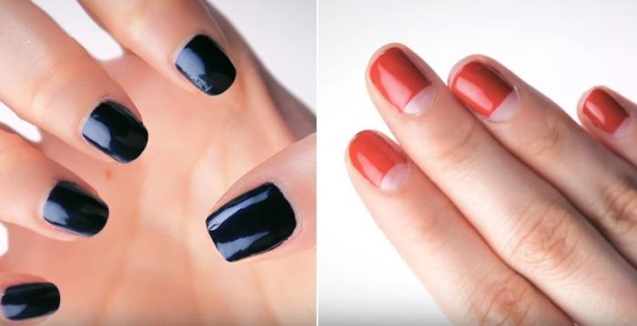 Эволюция изменений в ногтевом дизайне с 1916 года по наше время.