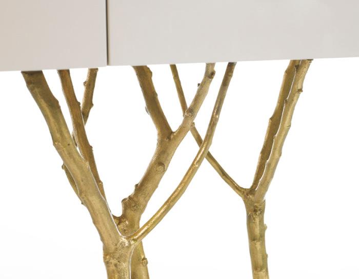 Природа вдохновила дизайнеров на создание удивительной мебели.