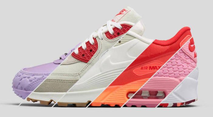 Всемирно известная спортивная марка «Nike» выпустила 6 пар кроссовок, напоминающих знаменитые десерты.