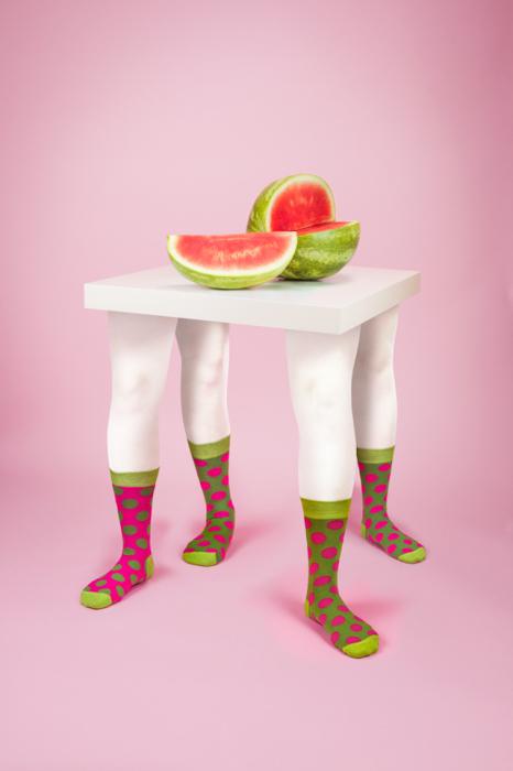 Носки, подчеркивающие индивидуальность