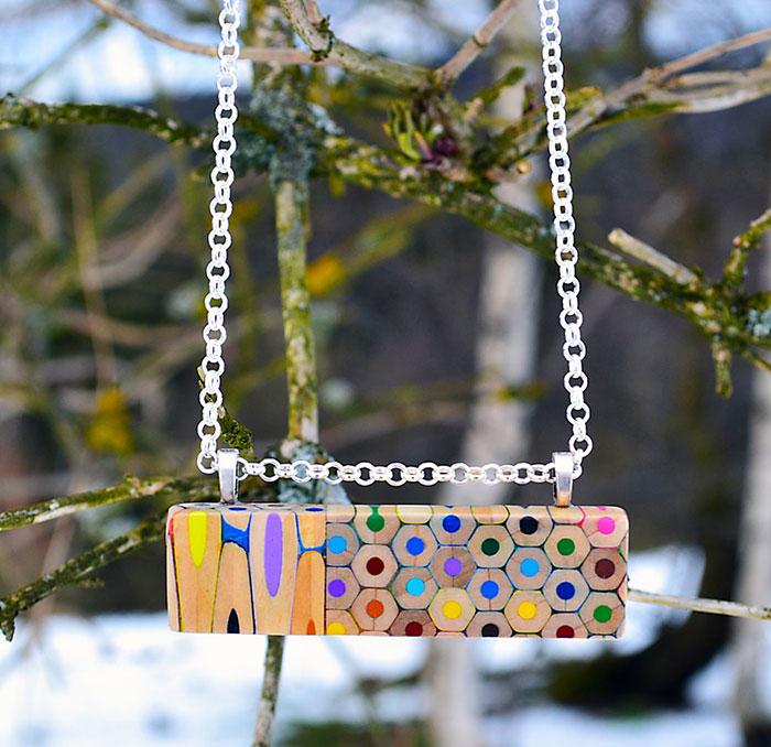 Оригинальные и колоритные аксессуары ручной работы от чешского дизайнера Анны Курлежовой (Anna Сurlejovа).